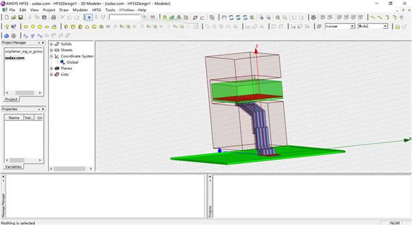 ANSYS HFSS 15破解